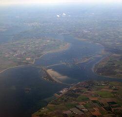 Brouwersdam Door Luiletterland
